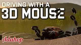 Driving with a 3D MOUSE! thumbnail