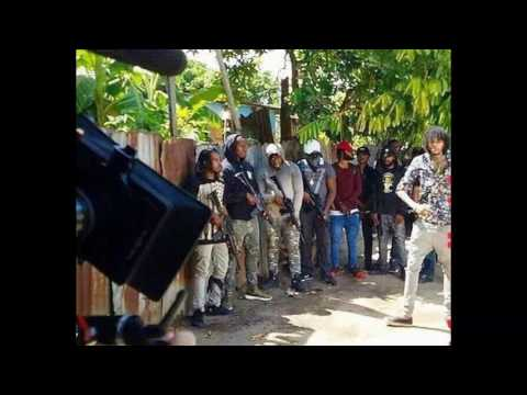 Alkaline Afterall Music Video Shoot