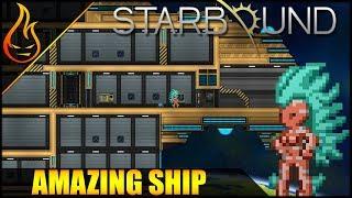 Starbound Munari Race Mod Spotlight