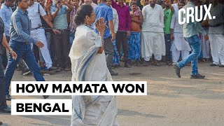 Five Factors That Helped Mamata Win Bengal Third Time Despite BJP's Strong Challenge