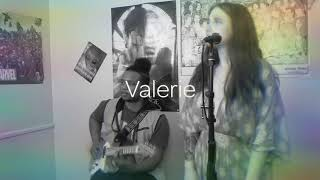 Courtney Hope - Valerie Cover