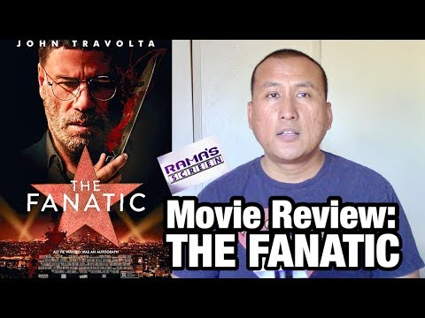 Movie Review: 'THE FANATIC' Starring John Travolta, Directed By Fred Durst