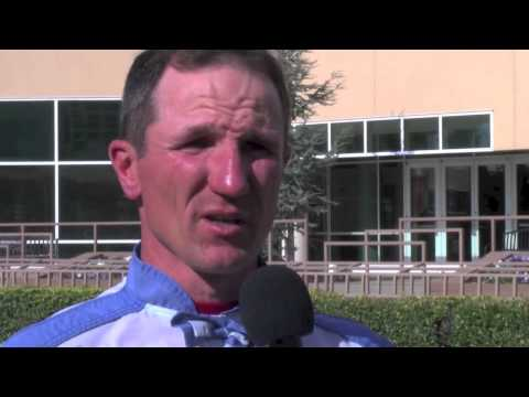 Behind the Scenes at Remington Park - GR Carter and the PDJF