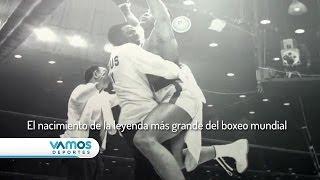 La historia del Boxeo - Cassius Clay vs. Sonny Liston
