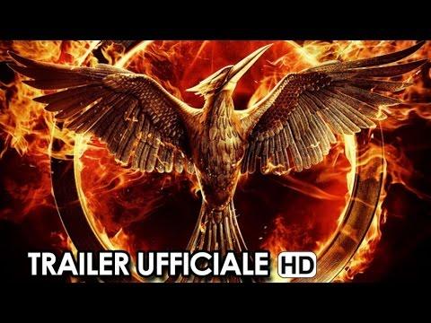 Hunger Games: Il Canto della Rivolta - Parte 1 Trailer Uffciale Italiano (2014)
