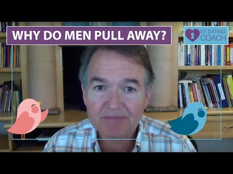 2 When Men Are In Love, Why Do They Pull Away Into Their Man Caves?