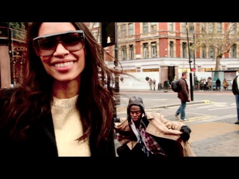 THE BULLITTS starring ROSARIO DAWSON  SUPERCOOL  VIDEO