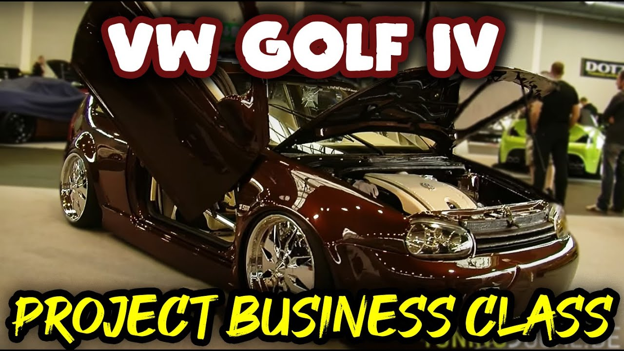 vw golf iv project business class youtube. Black Bedroom Furniture Sets. Home Design Ideas
