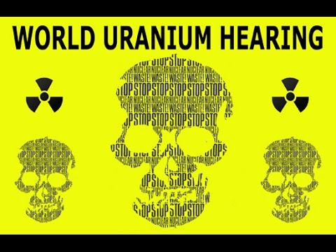 World Uranium Hearing  1992 - Deutsch-Amerikanisches Institut Heidelberg