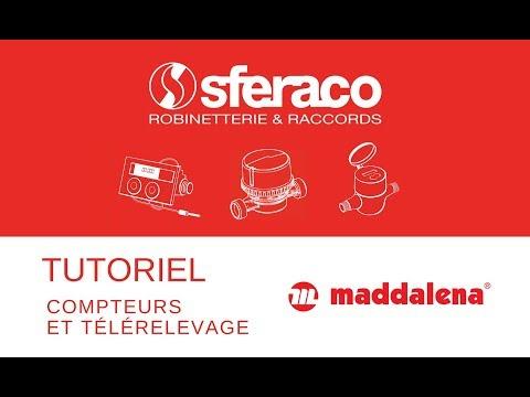 2749017- Paramétrage Convertisseur Impulsions M Bus SFERACO
