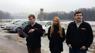 Hyundai ELANTRA, Skoda OCTAVIA, Toyota COROLLA: большой тест С+