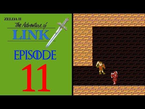 Zelda 2 Adventure of Link #11 : Ennemis sous stéroïdes