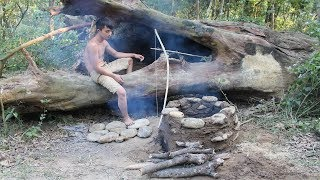 Primitive Technology: Primitive Stove Technology