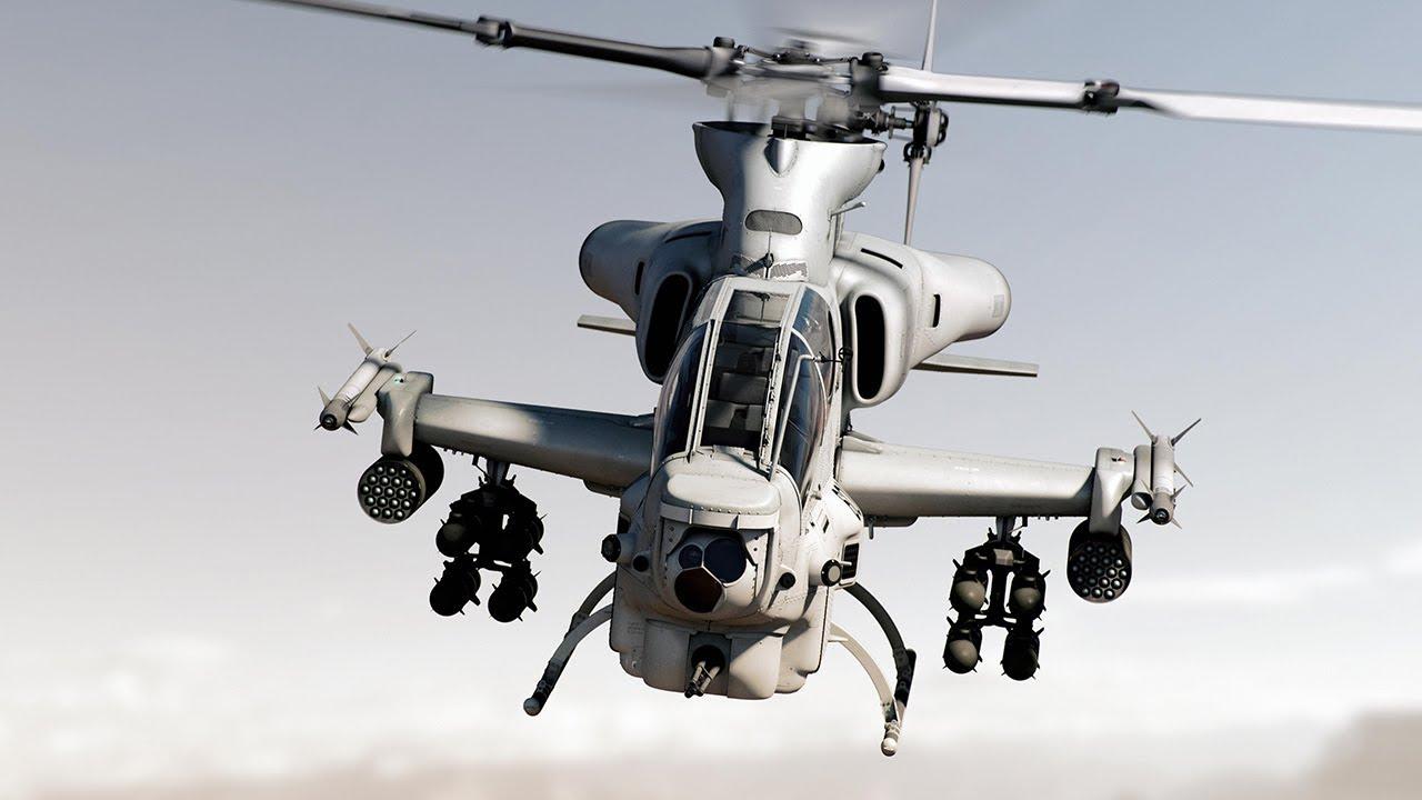 Bell ah 1z viper the super revolusioner attack helicopter in us bell ah 1z viper the super revolusioner attack helicopter in us air force publicscrutiny Images