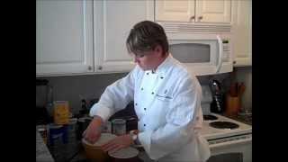 Reliv Recipes - Graham Cracker Sandwich   Chef Katrina