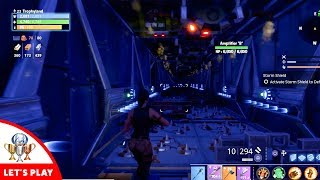 Fortnite Let's Play - Plankerton Storm Shield Defense 3 (Solo) Funneling Into Death Traps