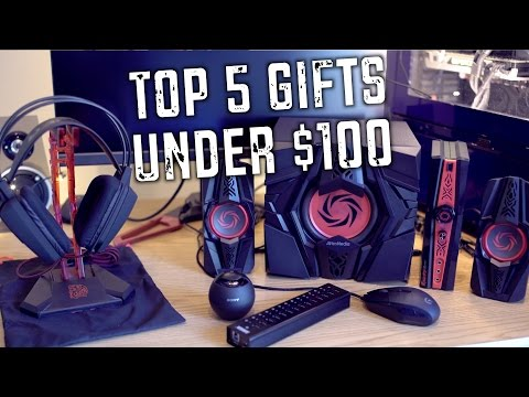 top-5-holiday-tech-&-pc-gifts-under-$100!
