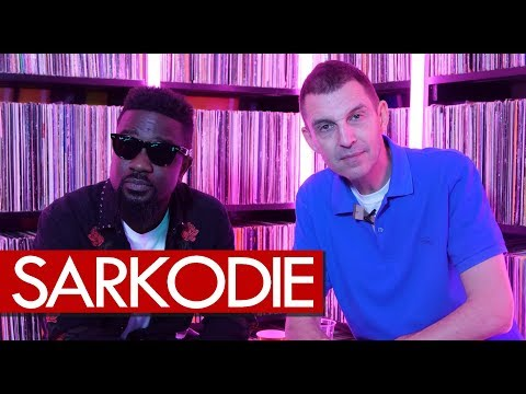 Sarkodie breaks down new album Highest, talks UK Afrobeats