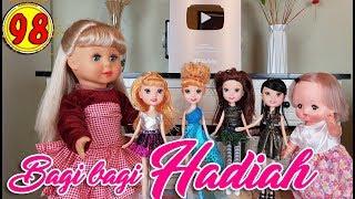 #98 Belinda Bagi Bagi Hadiah - Boneka Walking Doll Cantik Lucu -7L   Belinda Palace