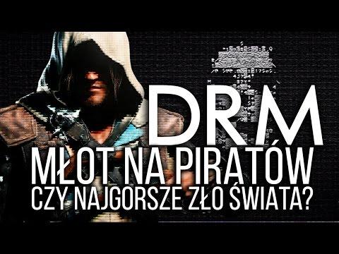 """""""Te przeklęte DRM-y!"""" - najlepsze zabezpieczenie czy największe zło świata? [tvgry.pl]"""