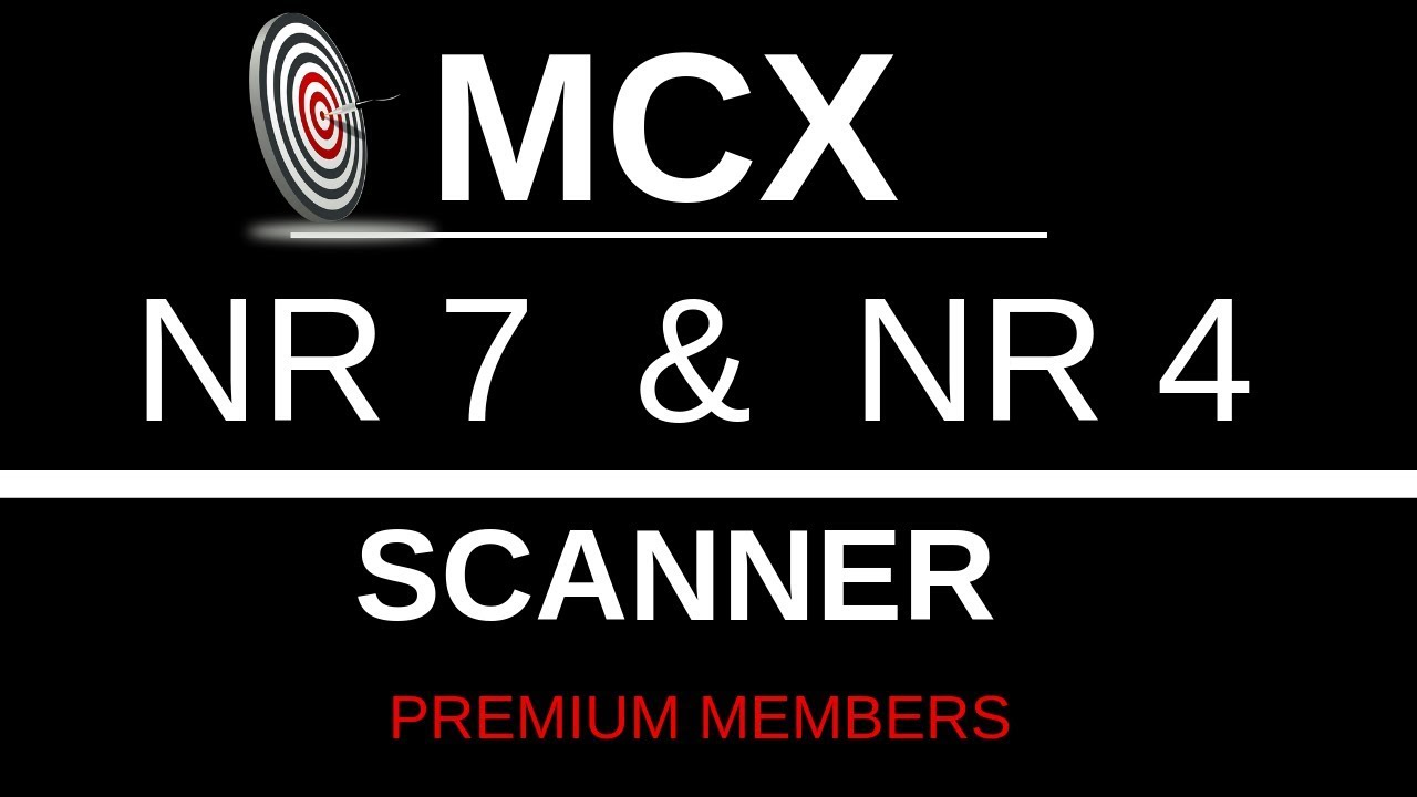 Mcx Nr7 Nr4 Scanner For Premium Members Youtube