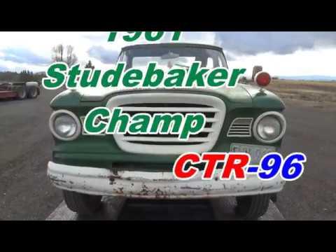 1961 Studebaker Champ (CTR-96)