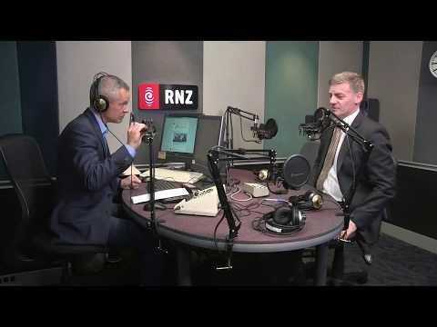 Bill English discusses election results on Morning Report