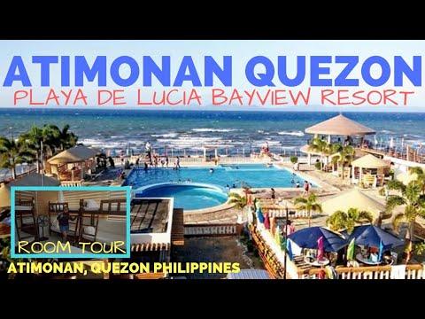 The Mermaid & Hotel Room Tour | Playa De Lucia Bayview Resort | Jacky Lovee At ATIMONAN, QUEZON