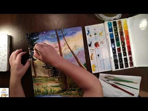 """Уметь рисовать- это классно! Он-лайн школа рисования """"Сам Себе Художник"""""""