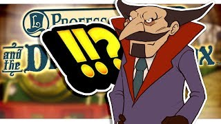 【 Professor Layton and the Diabolical Box 】Part 9