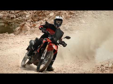 Honda CRF RALLY Find New Horizons