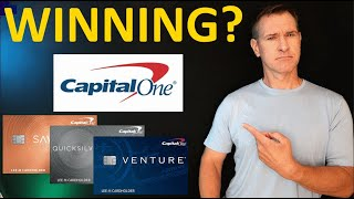 Is Capital One the Credit Card Company To Beat?