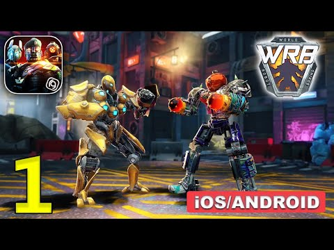 World Robot Boxing 2 Gameplay (Android, IOS) - Part 1