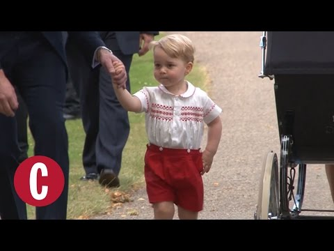 Here's Why Prince George is Always Wearing Shorts | Cosmopolitan