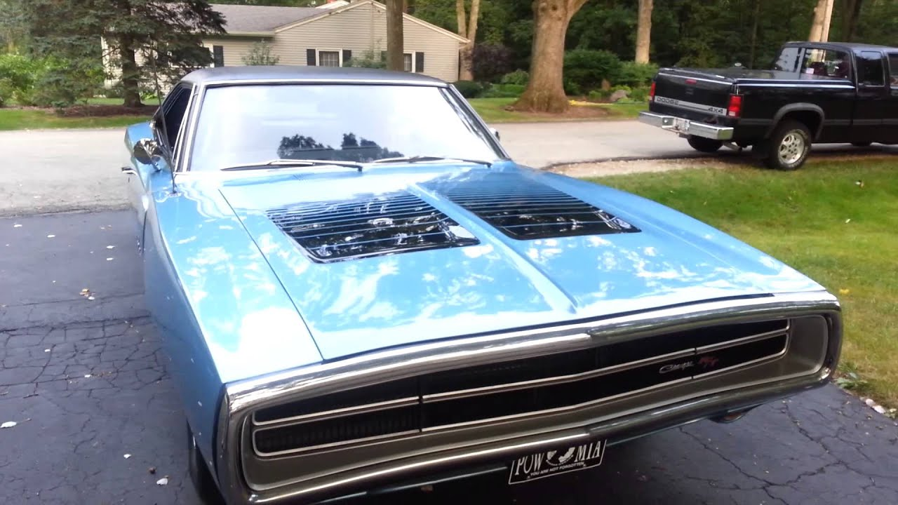 1970 Dodge Charger Rt Autos Car For Sale In Racine Wisconsin Youtube