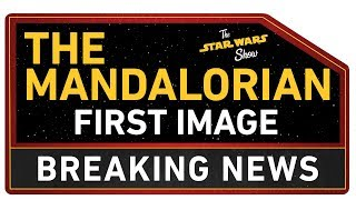 First Look at The Mandalorian | The Star Wars Show