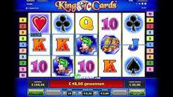 King of Cards  Novoline online  Freispiele mit 1€, 2€ und 3€