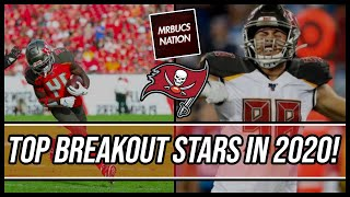 Top BREAKOUT STARS for the Tampa Bay Buccaneers in 2020!