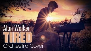 Tired - Alan Walker feat. Gavin James (Piano Orchestral Cover Mathias Fritsche)