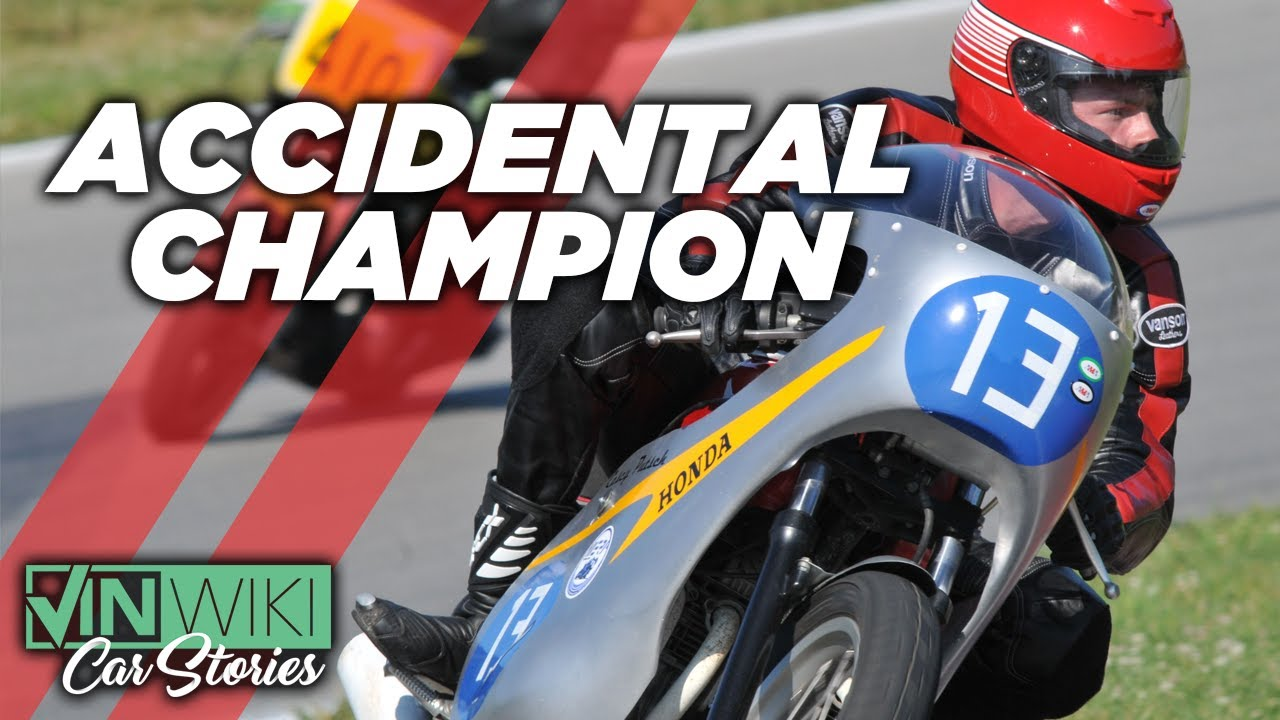 I Accidentally Won a Motorcycle Championship