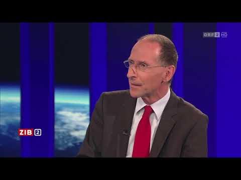 """» ZIB 2: """"Peter Filzmaier über Sebastian Kurz"""""""