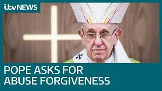 Pope francis has addressed the clerical abuse scandal in ireland, listing a litany of different types and mistreatment inflicted on people co...