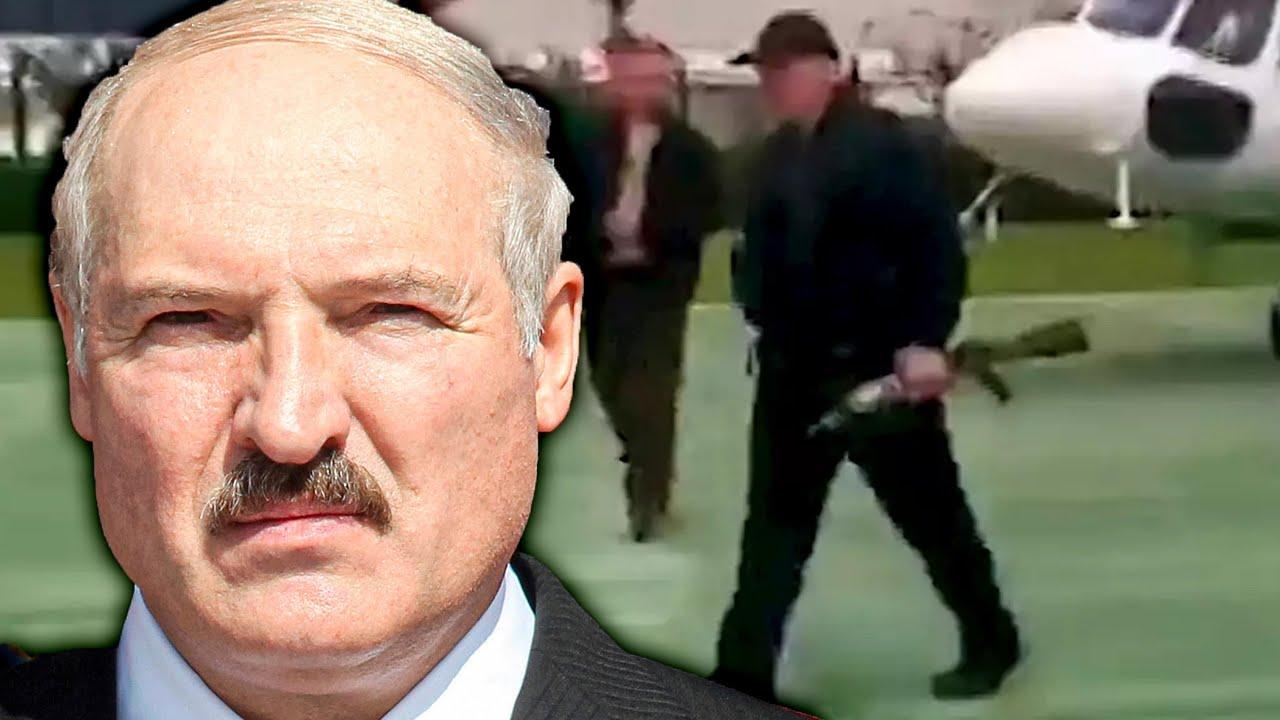 Лукашенко и автомат Президент рассказал зачем вооружился
