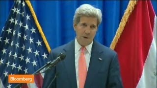 John Kerry: ISIL Threatens America and the West
