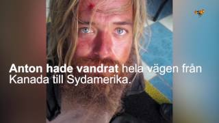 Anton försvann spårlöst för fem år sedan – hittades 10 000 km från sitt hem