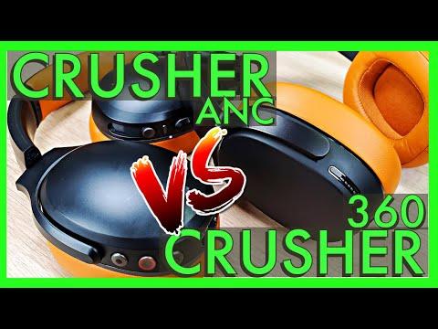 Skullcandy Crusher ANC vs Crusher 360