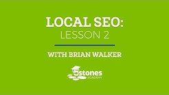 Local SEO Lesson Two - Data Aggregators