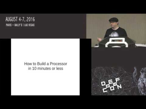DEF CON 24 - LosT - Hacker Fundamentals and Cutting Through Abstraction