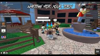Murder Mystery 2 with Glossy and Tux! -Roblox