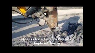 видео Техника безопасности при работе с отбойным молотком